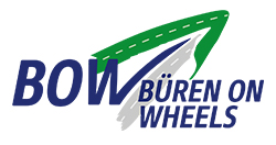 Büren on Wheels Logo